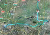 騎行中國麥田:第七十九天,淄博和高青