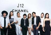 劉雯 for CHANELJ12腕錶拍攝 這組大表姐太媚太性感了 A到你沒話