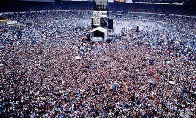 最大的演唱會