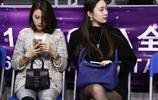 著名籃球運動員翟曉川的女友