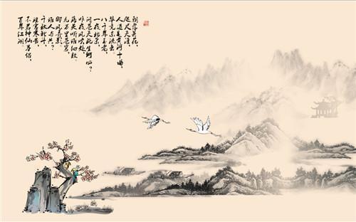王維的詩,詩中有畫,畫中有詩