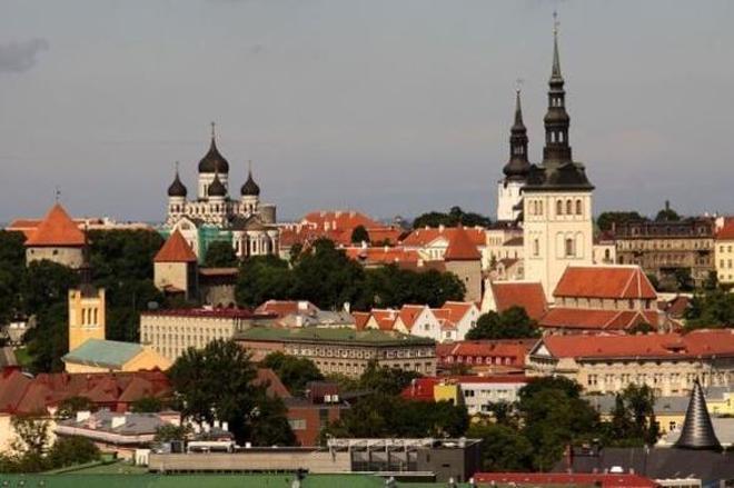 愛沙尼亞城市風景鑑賞 之 哈爾尤