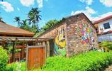 三亞這處村落充滿了文藝氣息,免門票遊客少,是休閒度假的好去處