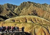 甘肅最大山脈,東西長800公里,孕育了著名的絲綢之路!