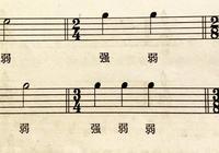 五線譜一點就通——拍子的種類