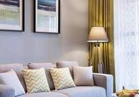 北歐風三居室,顏色搭配必知:整體色調一致,點綴相對色系小裝飾