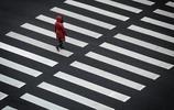 寂寞的城市 首爾的街頭攝影