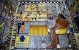 埃及發現一座大型古墓,裡面的壁畫就像剛剛繪製的一樣!