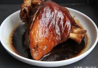 """在菏澤""""肘子""""是招待親朋貴賓時的硬菜"""