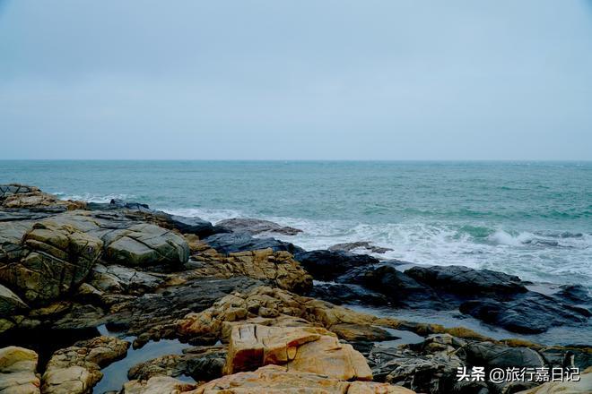 海南環島自駕遊一圈,看了幾十個海灘,這一處小眾景點最讓我回味