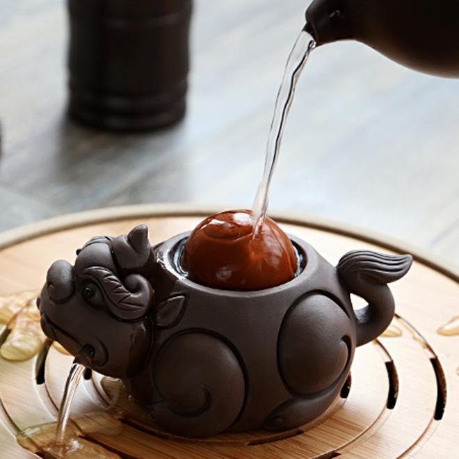 靈氣小茶寵,品茶玩寵樂趣無窮