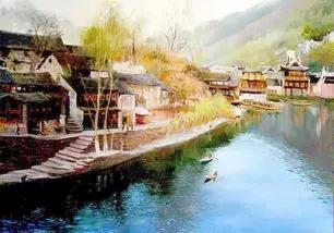 故鄉是每個人心裡最柔軟的一掊夢土