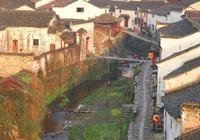 皖南最低調的查濟古鎮,有個神祕的畫家村