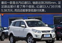 北京幻速s3車怎麼樣?