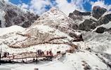 納西人心中的神山——玉龍雪山