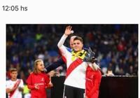 曝權健報價南美國腳 剛在解放者杯打入關鍵球 花費或超5000萬歐