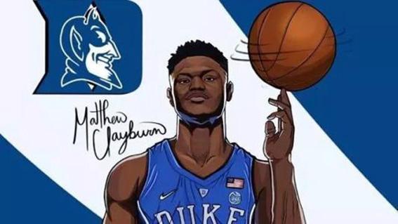 2019年狀元人選?logo男:錯過了錫安-威廉姆斯就如同錯過了MJ!