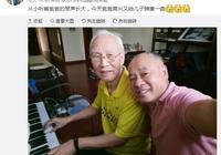 李寧父親高興為李寧彈奏鋼琴曲,網友:爸爸都穿李寧,你沒穿差評