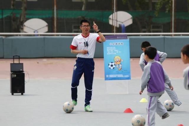 《快樂小足球》清華附小的快樂足球