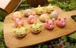 網友實力分享花式月餅,創意月餅顏值高你被哪個驚豔到了?