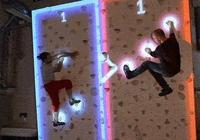 攀巖牆秒變觸控板 結合AR的攀巖遊戲你見過麼|GCC分享