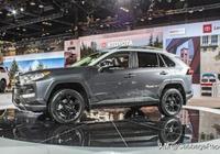 2020年豐田的一輛新車,據說可以秒殺路巡?
