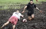 芬蘭沼澤足球錦標賽激情上演