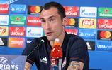意大利——奧林匹亞科斯FC隊在歐洲冠軍聯賽