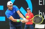 網球——梅賽德斯杯:意大利選手貝雷蒂尼奪冠