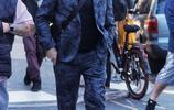 生活中的鋼鐵俠——羅伯特唐尼在紐約散步