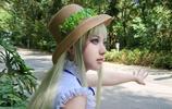 《未聞花名》——本間芽衣子cosplay