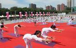 展會速遞|2017陝西體育博覽會今天激情開幕
