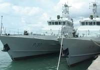 中國造巡邏艇成功落戶非洲小國,生意沒錢賺卻讓我們贏得整個非洲