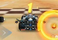 QQ飛車手遊比賽開局位置是怎麼判斷的,為什麼每次我都是在兩邊呢?