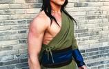 嘎子哥謝孟偉變身喬峰,網友:毀經典,這是喬峰被黑的最慘的一次
