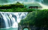 手機壁紙,青山綠水,美麗的風景,養眼怡情