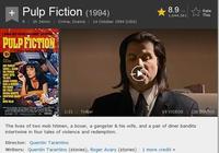 如何評價《低俗小說》這部電影?