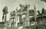 民國老照片:1941年河南省輝縣