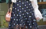 夏裝新款蕾絲裙,20~38歲女人減齡顯瘦遮住小肚腩時髦又百搭
