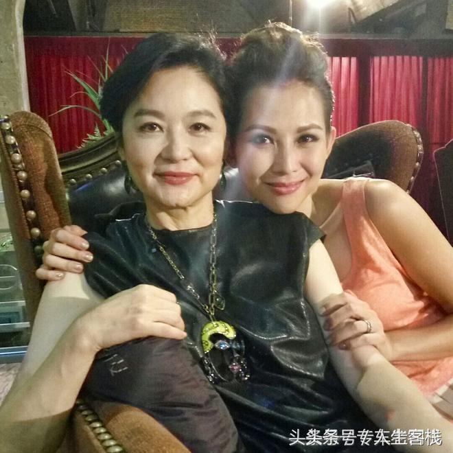 64歲的女星林青霞