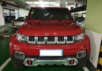2018款北京BJ40plus2.3T自動旗艦版提車1月1100公里感想