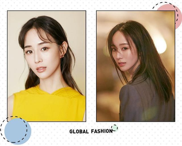 ⊙ 宋慧喬的微波頭、劉亦菲的雲朵燙,都在提醒你該換髮型啦!