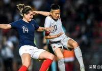 女足世界盃,實力懸殊,法國女足開門紅
