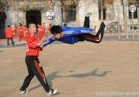 中超將來比拼武功?外媒:為建成足球強國 中國決定發展功夫足球