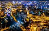 到天津旅遊拍攝的天津夜景,最美大天津