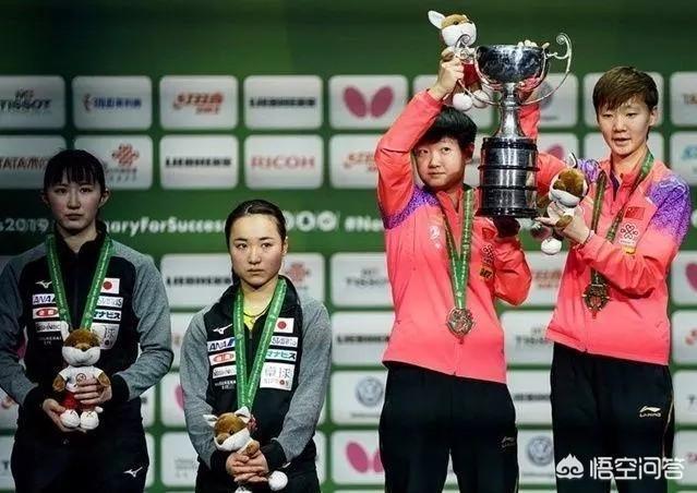 如何評價中生代球員陳夢和朱雨玲,你們覺得孫穎莎王曼昱比她們更適合參加奧運會嗎?