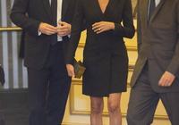 梅根王妃又穿到膝蓋以上的裙子,秀麻桿腿真驚豔,不愧是帶貨王妃