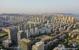 航拍:山東青島西海岸新區新城如畫