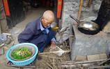 姥爺炒鹹菜