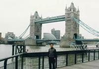 歐洲散記|泰晤士河上的塔橋(6)